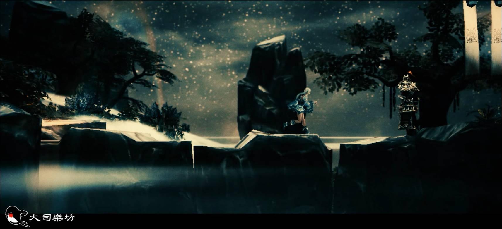 祁言 作曲/编曲/混音:亦乐 视频:无心指尖(步步生莲-沙洲月) 二胡:柠图片
