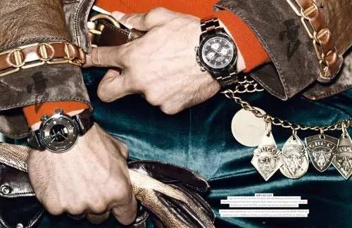 腕表丨戴左手还是右手,隐藏在手腕之间的男士