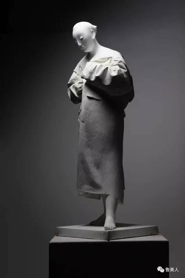 汉白玉人物人像雕塑