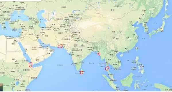 中国到新加坡地�_不过这个动作有点大,将直接打击到新加坡,也会招惹到美国,尚待考量.