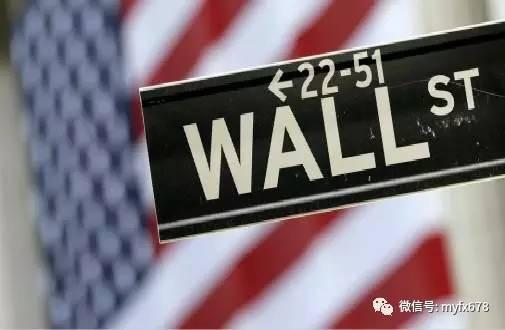 美三大股指重挫逾1%,特朗普税改承诺或又将被推