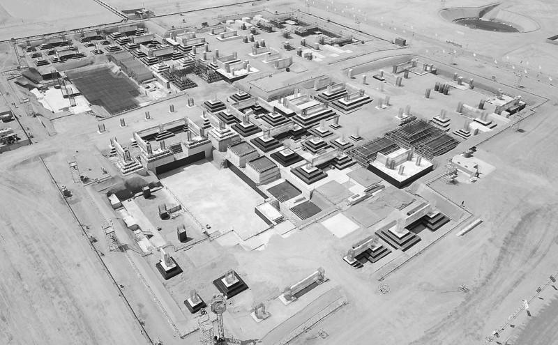 中巴经济走廊胡布燃煤电站项目开工