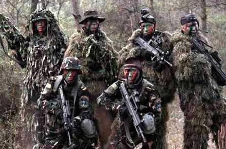 军改前的解放军七大特种部队,敢与美军试比高!