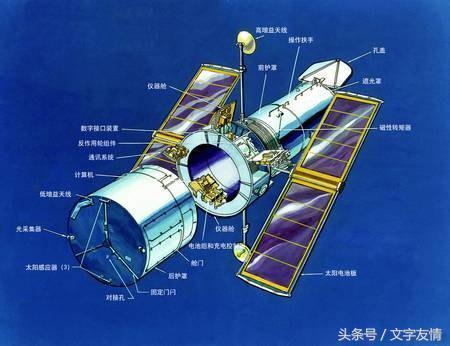 胡立成 哈勃望远镜的维修全过程