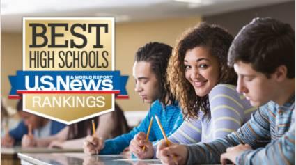 美国乐器哪家强?来看看USNews2017年美国高高中生高中图片