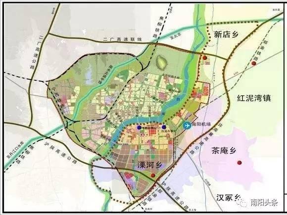 中心城区小学 初中学区划分范围公示 南阳市图片 49635 580x435-图片