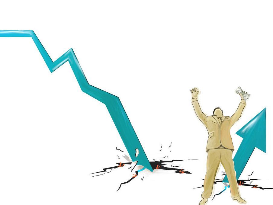 杨百万:股市不相信眼泪,谁笑到最后才笑得最好。