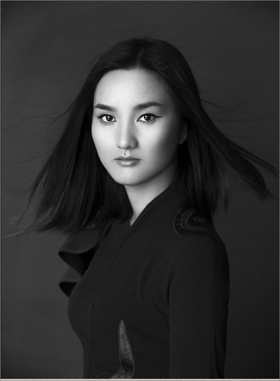 亚洲顶级时尚造型师,彩妆艺术家-刘玫图片