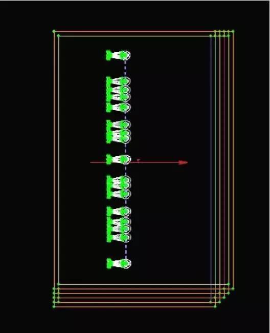 cad2012_etcad2012版   大扣子工具的打板应用