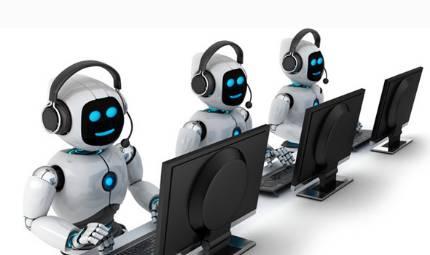 1. 客户服务人员被智能机器人替代