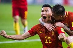 世预赛-一雪前耻!国足1-0干掉韩国!于大宝头球破门击碎魔咒!