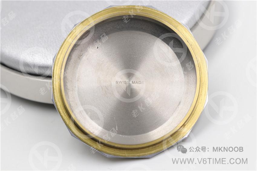 老K谈表第126期:VS厂新品沛纳海719拆解评测!
