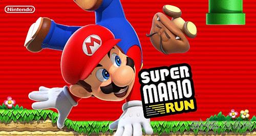 任天堂超级马里奥run安卓版上线