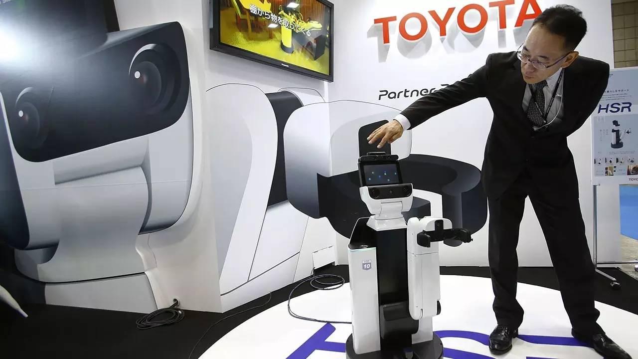 RBR:2017年全球最有影响力的50家机器人公司插图40