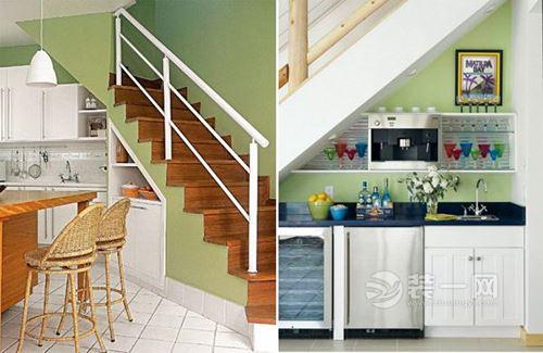 房产 正文  复式楼梯间装修效果图——收纳抽屉 合肥装一网小编向大家