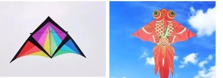 手绘金鱼风筝组装教程