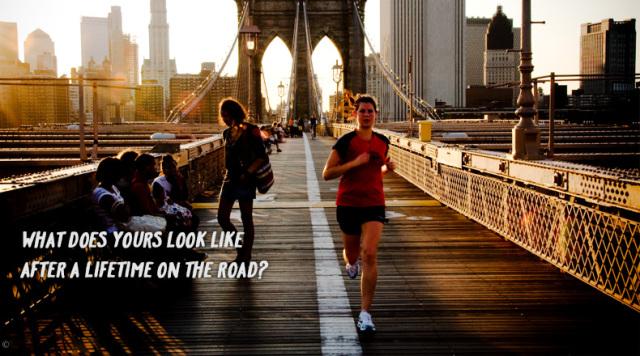长期坚持跑步后,身体会有哪些惊人改变?
