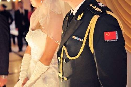 军人结婚的程序是怎样的?哪些人不能和军人结婚