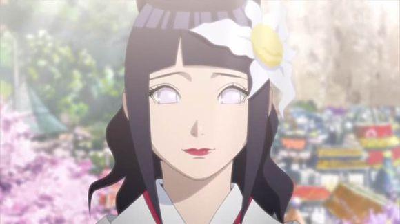 《火影忍者》婚礼和服的雏田竟没人妻日常好看?小樱崩