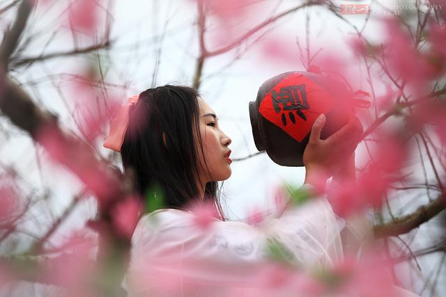 走进《三生三世》拍摄地,感受仙镜中的十里桃花 - 寒残一叶 - 寒残一叶的博客