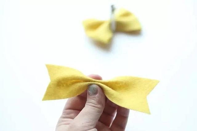 幼儿园亲子手工之蝴蝶结制作大全,不一样的美!
