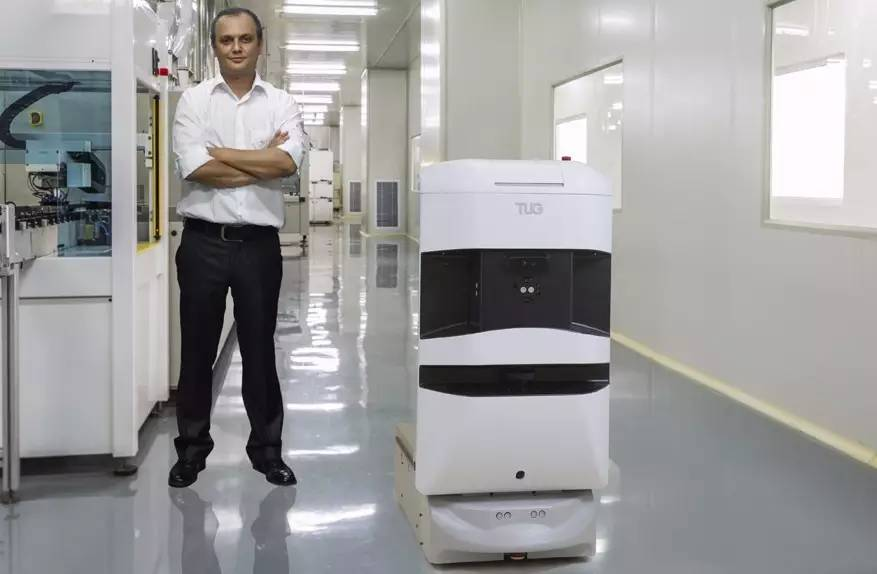 RBR:2017年全球最有影响力的50家机器人公司插图1
