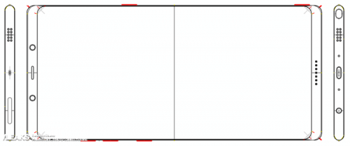 ppt 背景 背景图片 边框 模板 设计 相框 500_209