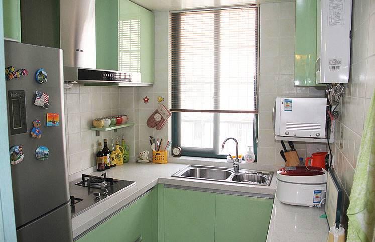 好啦,看完这么多款的小户型厨房装修效果图,你对自己家厨房要怎么