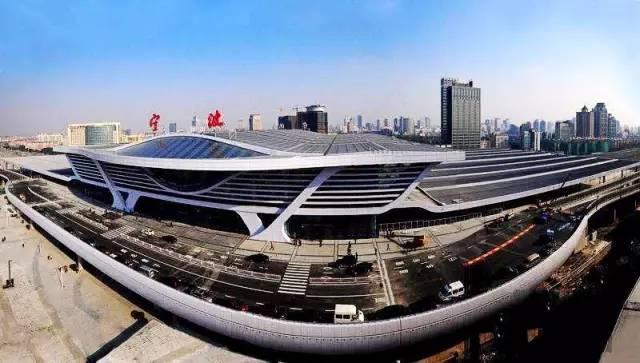 临沂北站比枣庄高铁站足足大6倍!部分效果图流出