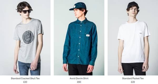 这个春天,男生靠这7大服装品牌就能变时髦了!图片