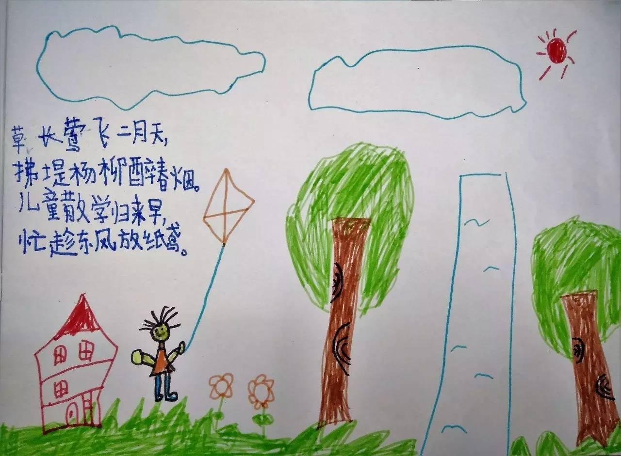 童心春天——黄冈中学惠州学校附属小学《春天来了》主题作品展示