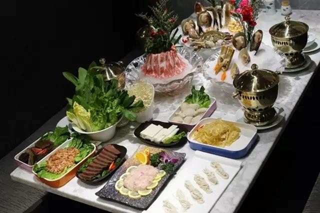 友德海鲜美食总汇,宵夜7.5折吃遍山珍海味!