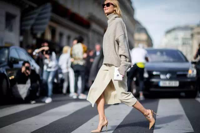 女神不只爱高跟鞋,这样穿,腿长又舒服!!