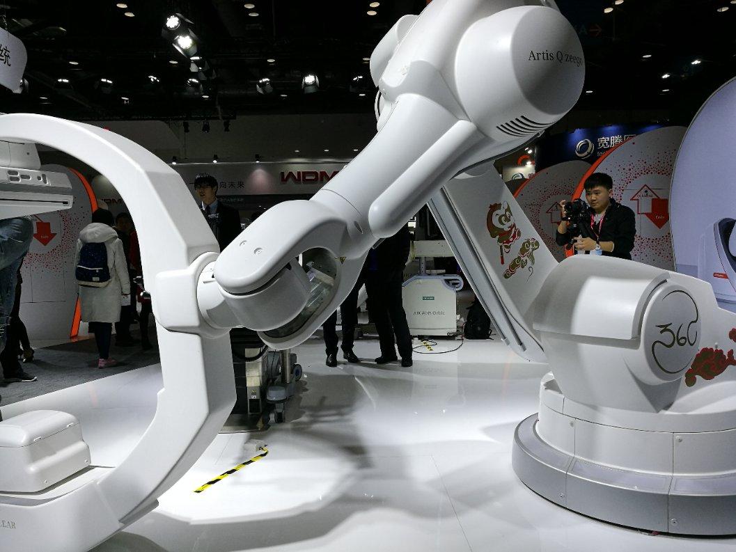 第29届国际医疗设备展览会(china med)召开图片
