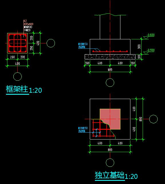 cad绘制弹簧平面图