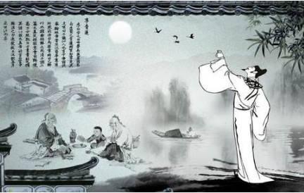 三月初三,秋浦河畔追寻李白足迹..