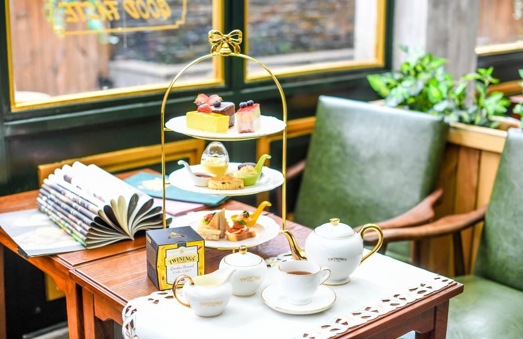 一份从未公开的英伦下午茶攻略!