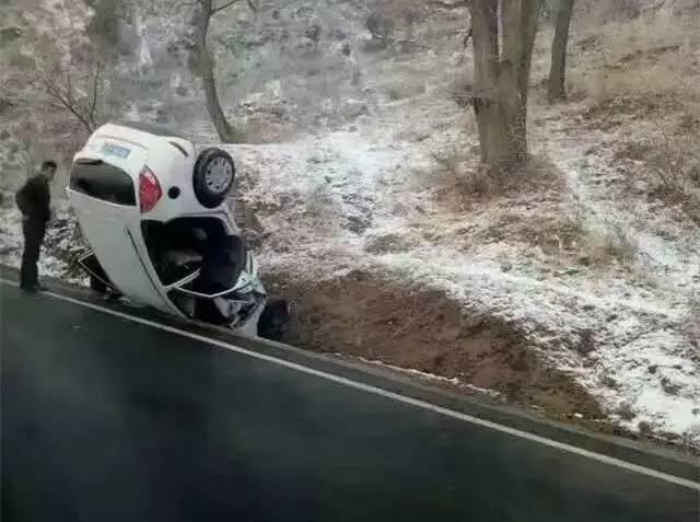 这场春雪,围场发生多起车祸