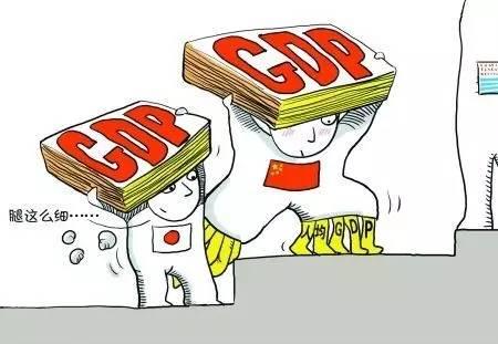 中国gdp2030年超过日本_他称中国2030年GDP超日本,却被人痛骂,死前看到那些人被打脸