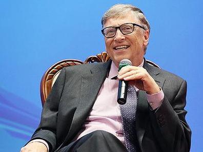 比尔-盖茨北大演讲:中国正加速成为全球领导者