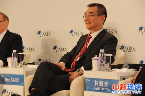 林毅夫:中美不合作将两败俱伤美国加息或被孤立