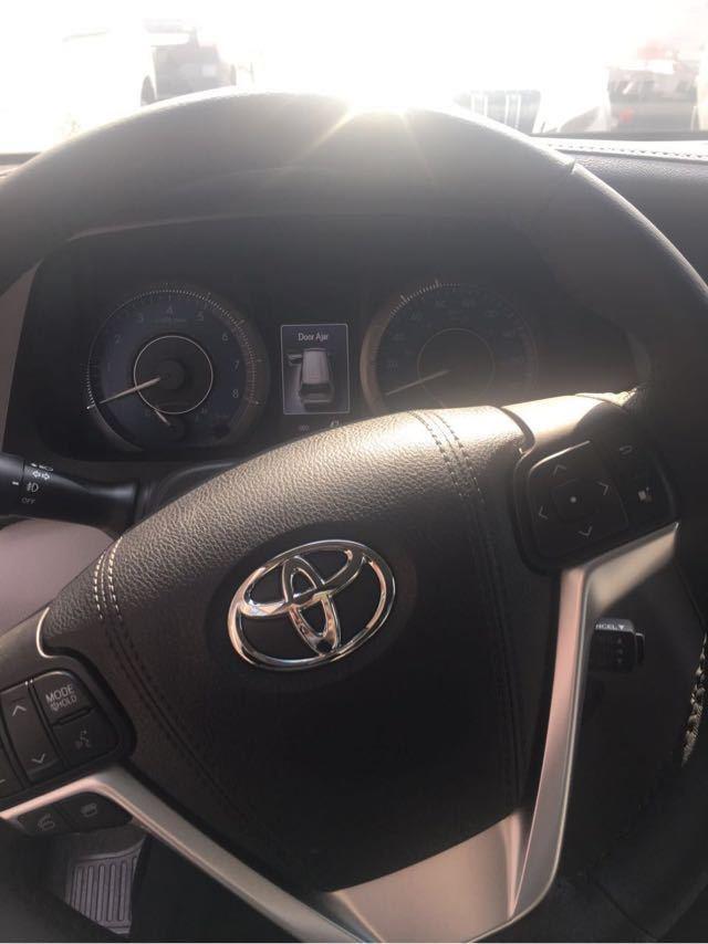 17款丰田塞纳四驱版报价 17款塞纳动力参数配置天津港最低价