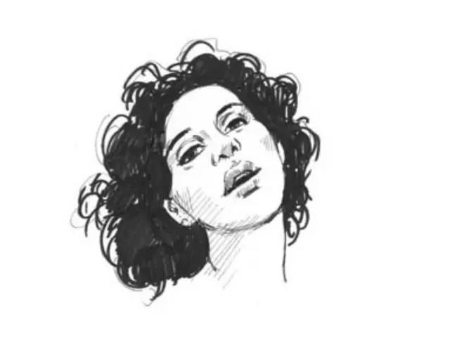 素描教程 素描如何表现人的脸部特征