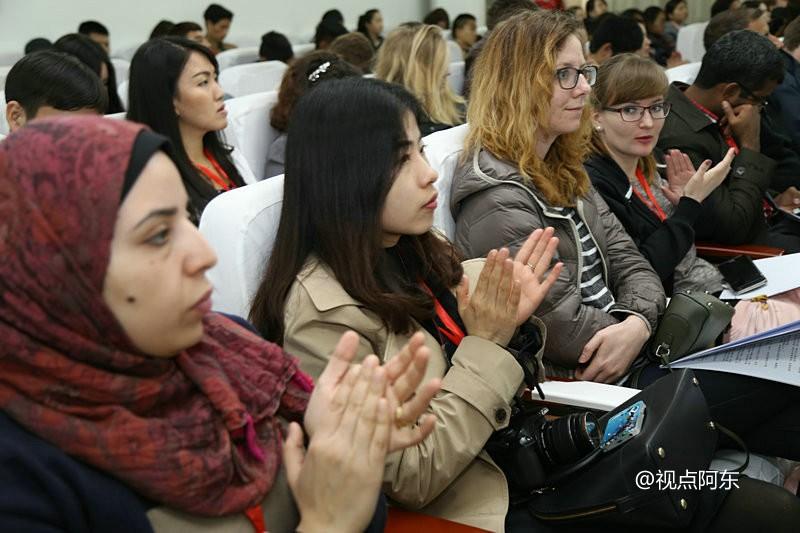 汉中举行感知汉文化发展论坛  35个国家的师生出席 - 视点阿东 - 视点阿东