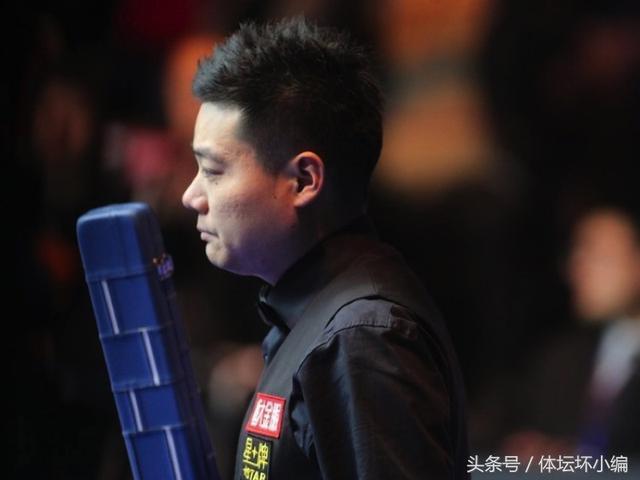 中国赛:丁俊晖5-3力挫小奥沙利文,因商标冲突而迟到被罚一局