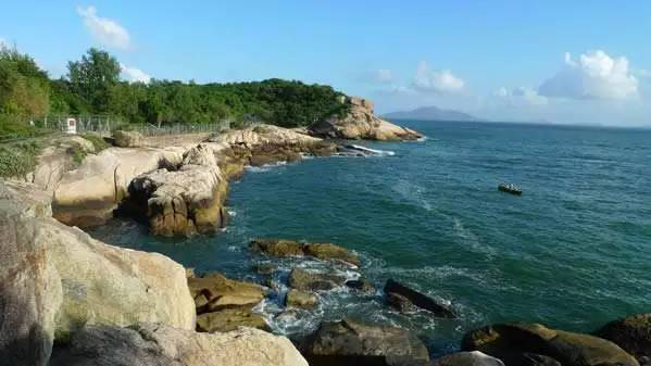 海岛特辑|广州最美海岛,随手一拍就是明信片