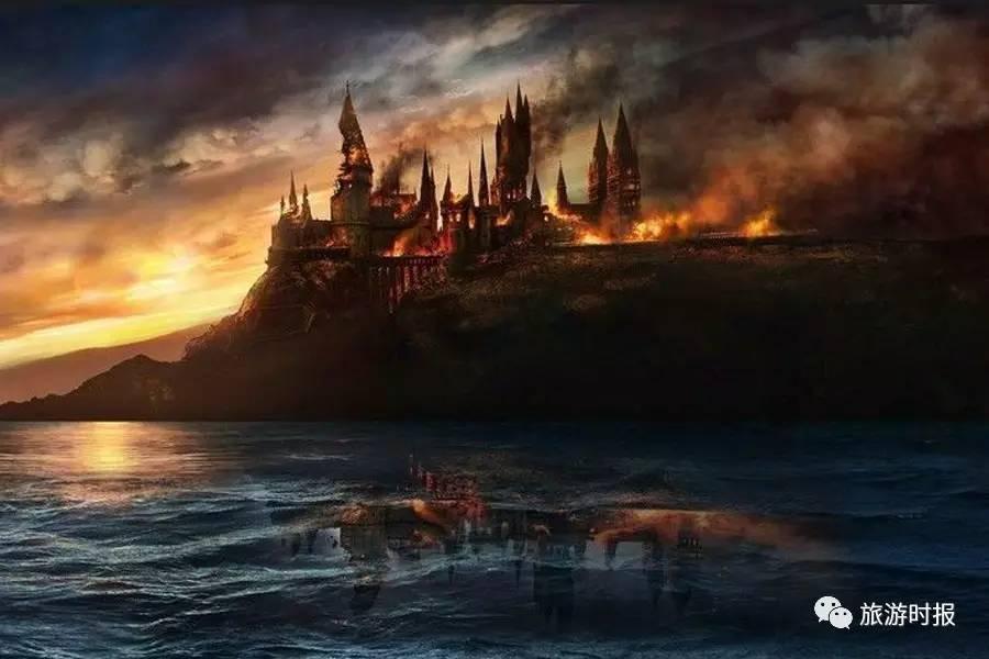 童话与高清丨城堡中的野兽美女真的存在!模特电影美女图片