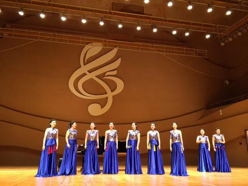 冀东民歌《小放牛》-唐山路南举办文明城创建专场音乐会
