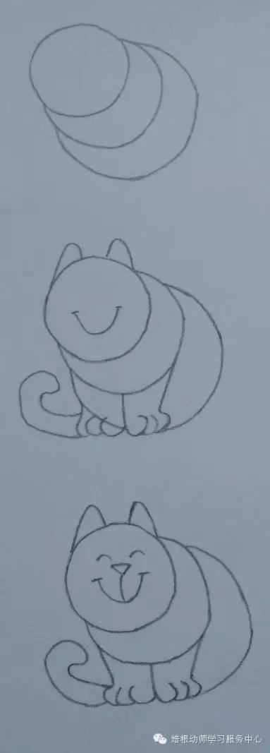 简笔画就是简:这样开启孩子的艺术道路