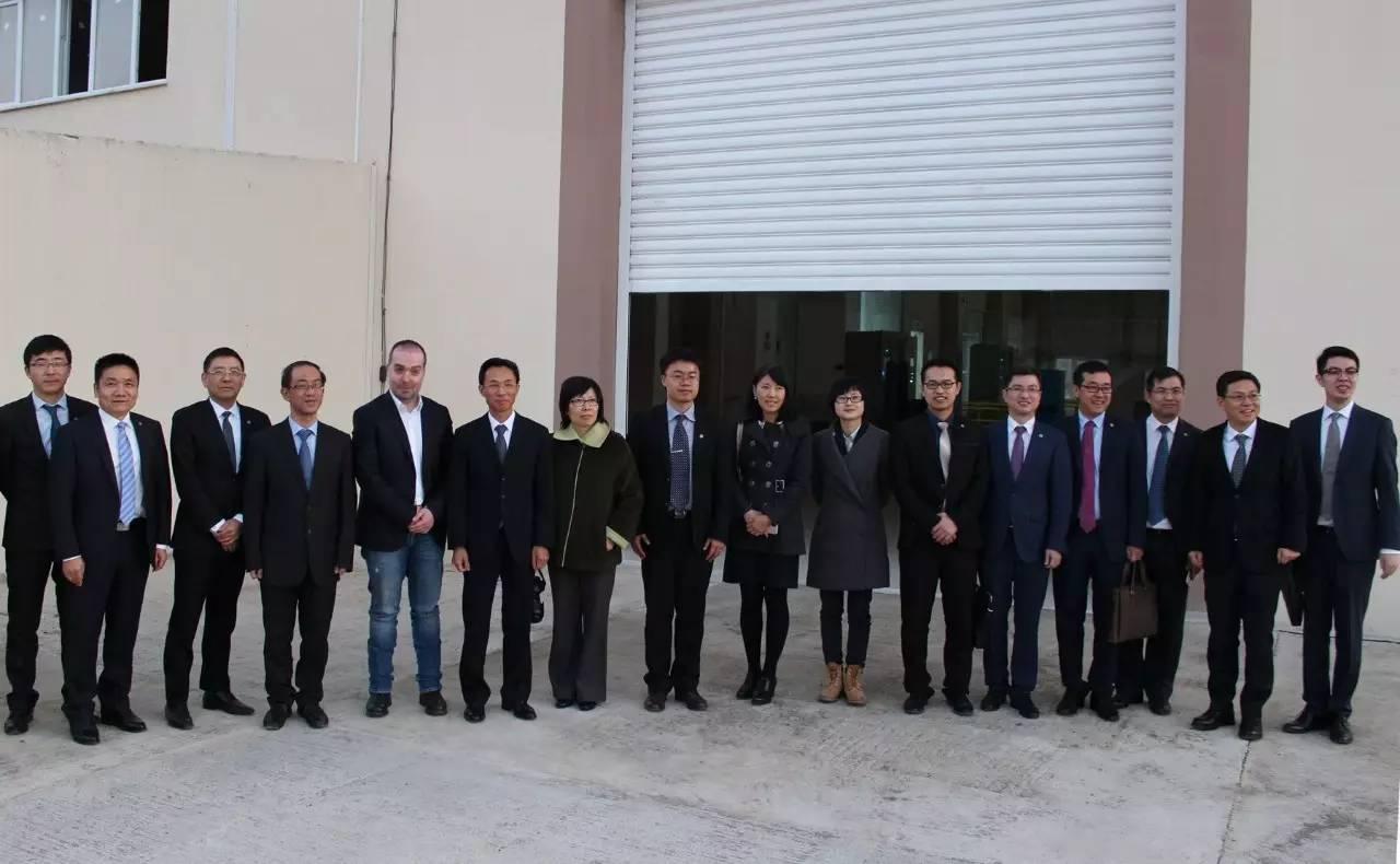 郁红阳大使赴阿提拉水电站进行安全风险防范检查